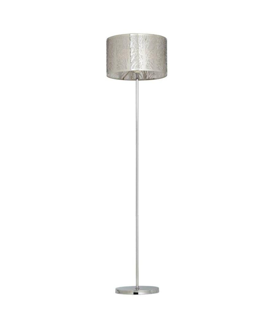 Image for Mason Floor Lamp Polished Chrome