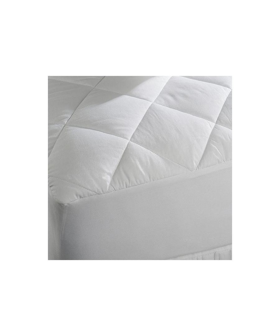 Image for Luxury Anti Allergy Mattress Protector KING