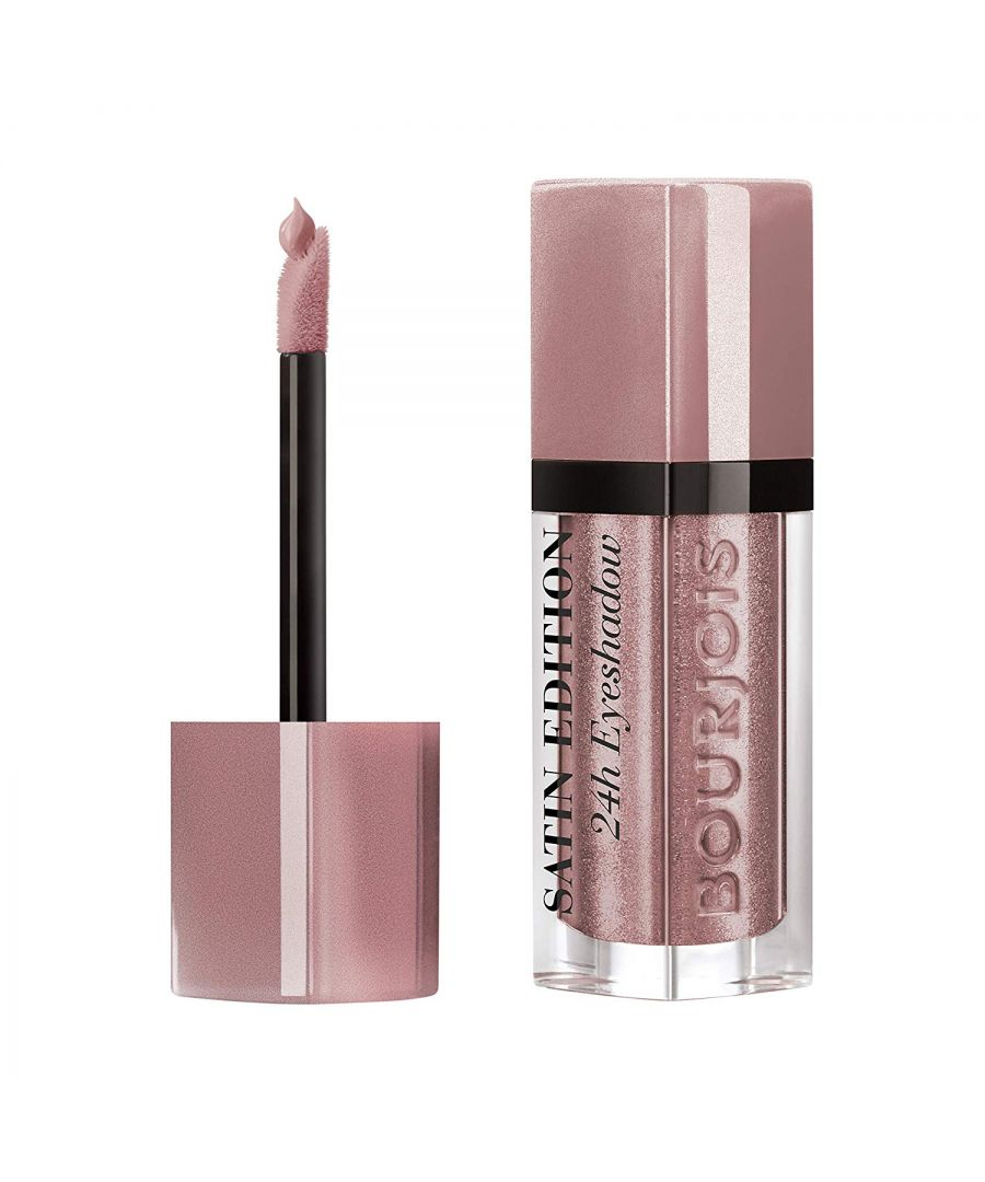 Image for Bourjois Paris Satin Edition 24H Eyeshadow - 03 Mauve Your Body