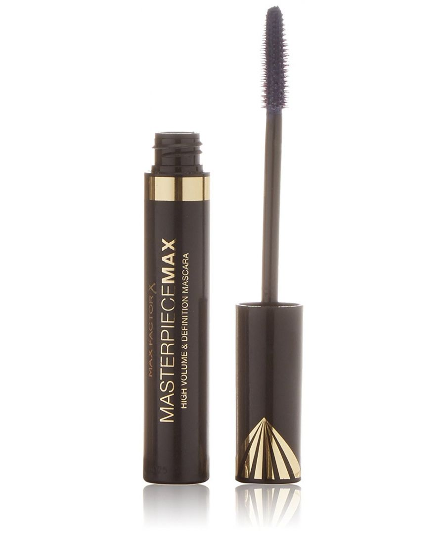 Image for Max Factor Masterpiece Max High Volume & Definition Mascara 7.2ml Deep Blue