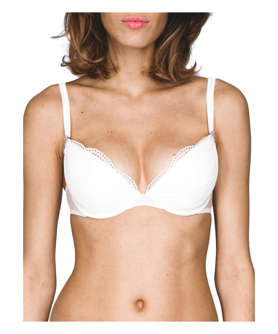 Image for Crystal Push Up Bra