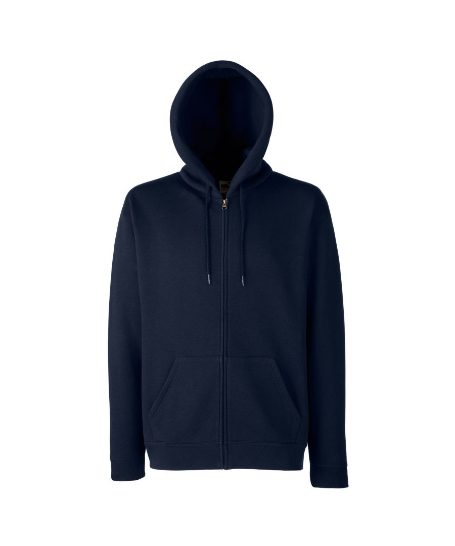 Image for Fruit Of The Loom Mens Hooded Sweatshirt