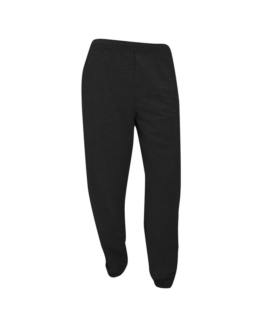Image for Fruit Of The Loom Mens Elasticated Cuff Jog Pants / Jogging Bottoms