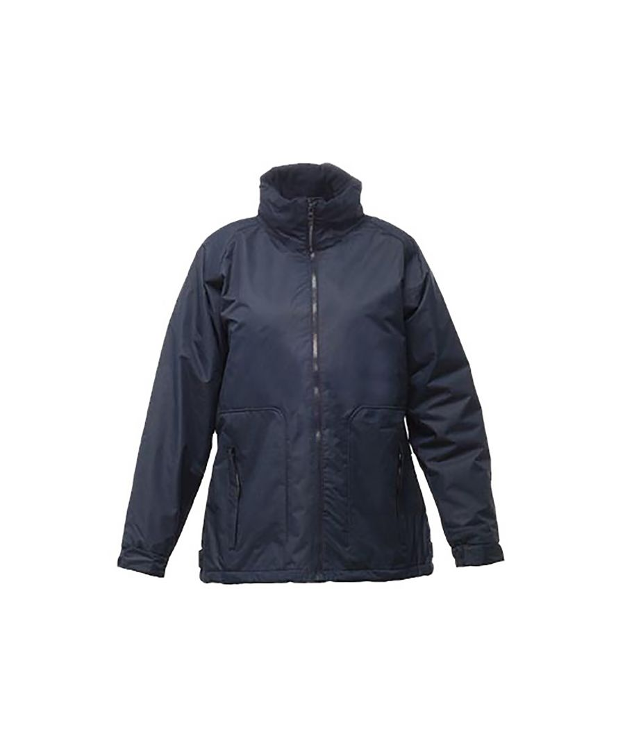 Image for Regatta Ladies/Womens Waterproof Windproof Jacket (Navy Blue)