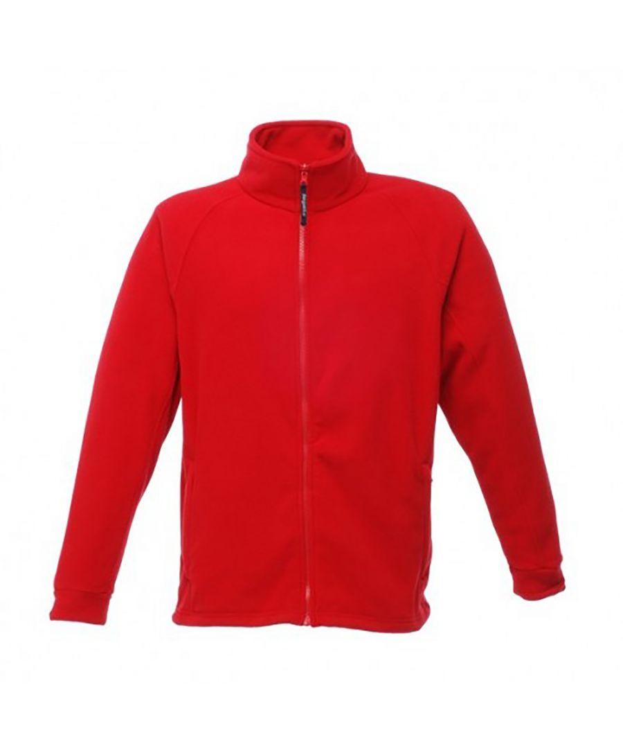 Image for Regatta Mens Thor III Fleece Jacket (Classic Red)
