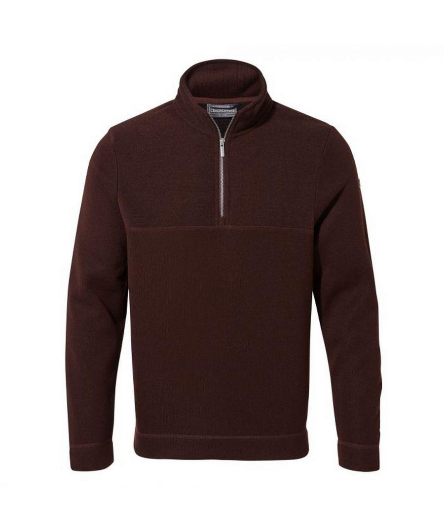Image for Craghoppers Mens Taransay Half Zip Fleece