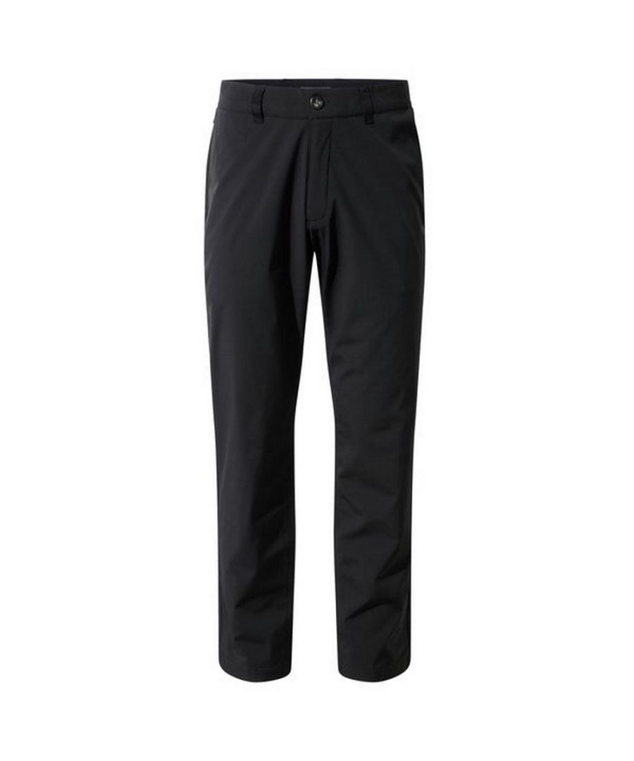 Image for Craghoppers Mens Lairg Softshell Trousers - Regular