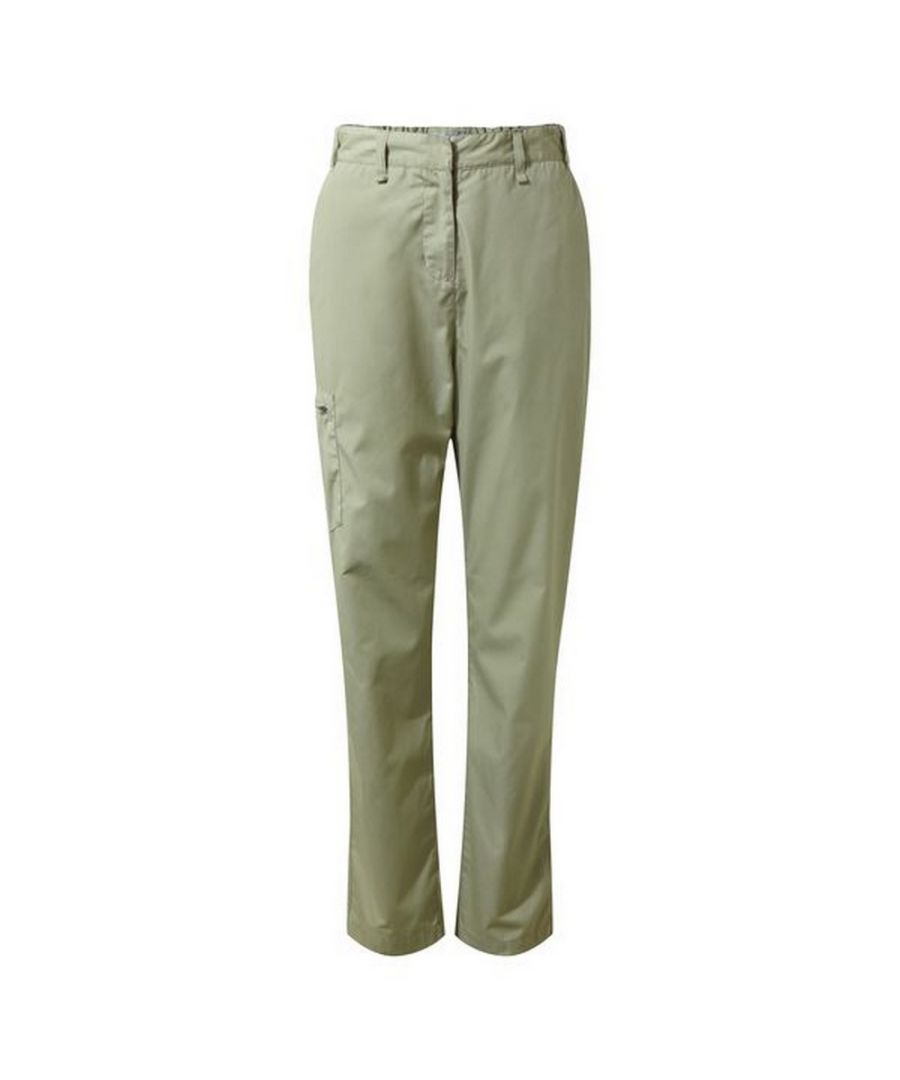 Image for Craghoppers Womens/Ladies Classic Kiwi II Trousers - Short