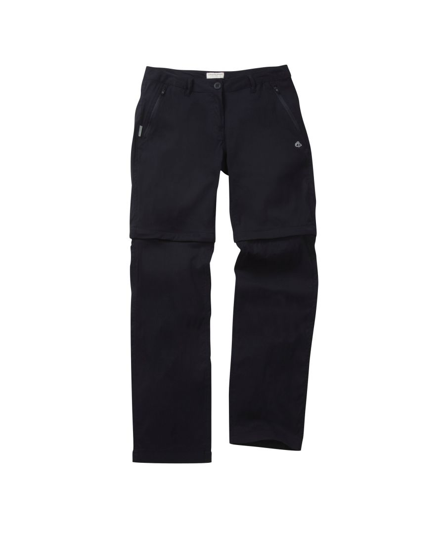 Image for Craghoppers Outdoor Womens/Ladies Kiwi Pro Convertible Trousers
