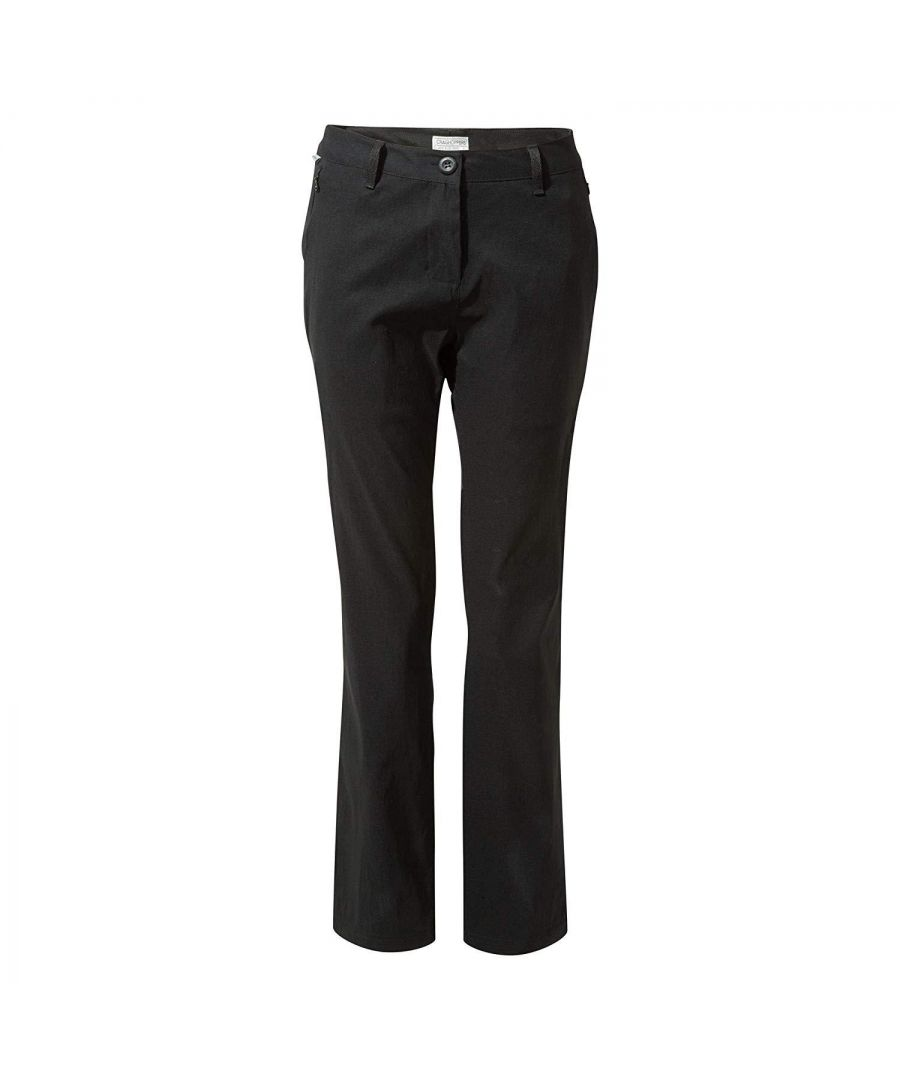 Image for Craghoppers Womens/Ladies Kiwi Pro Trousers