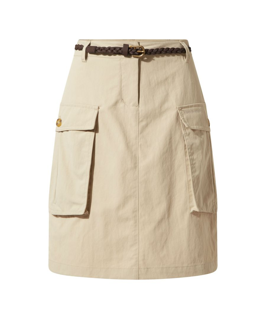 Image for Craghoppers Womens/Ladies NosiLife Savannah Skirt