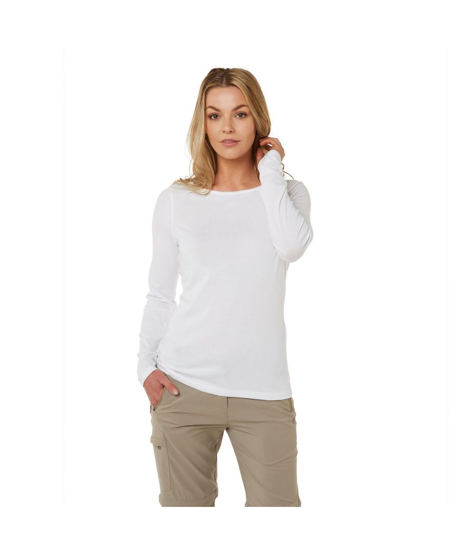 Image for Craghoppers Womens/Ladies NosiLife Erin II Long Sleeved Top