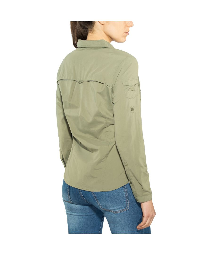 Image for Craghoppers Womens/Ladies NosiLife Adventure II Long Sleeved Shirt