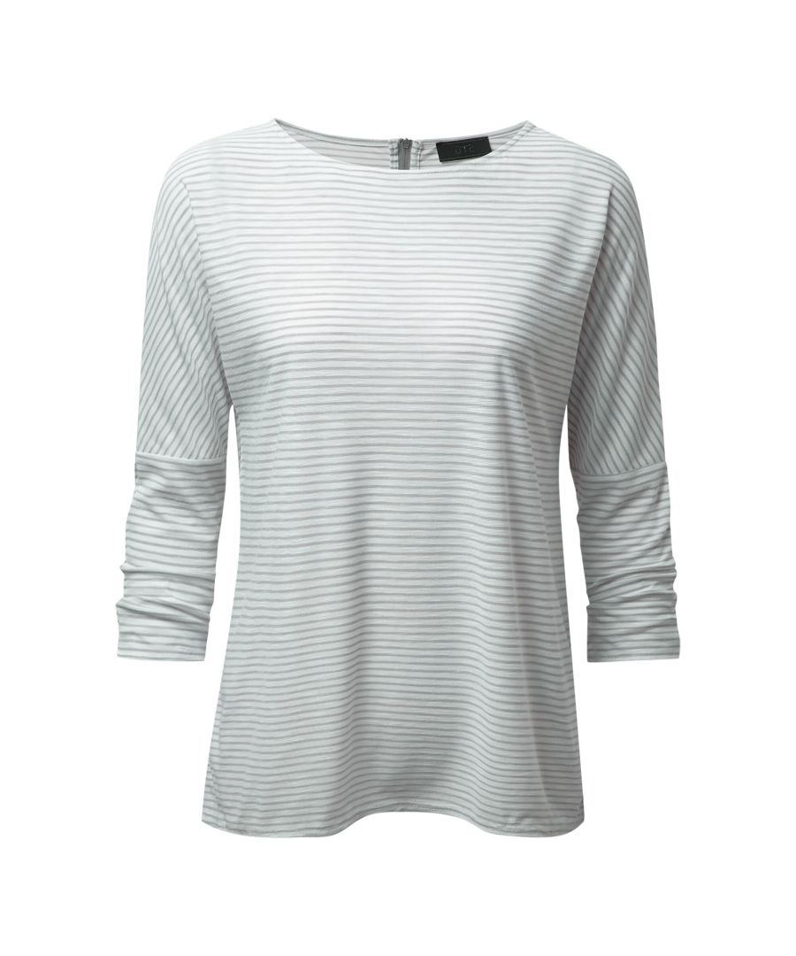 Image for Craghoppers Womens/Ladies NosiLife Shelby Long Sleeved Top