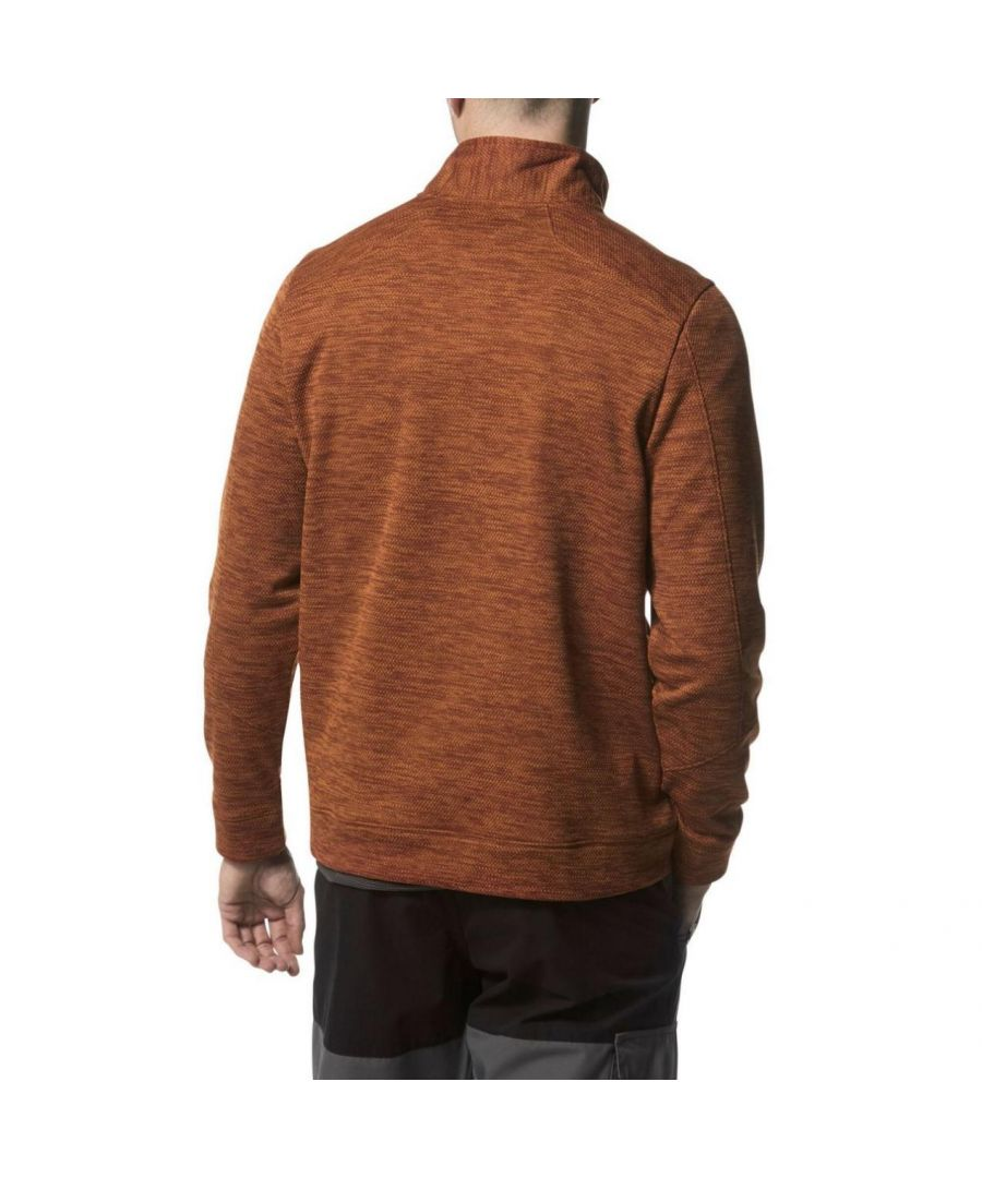 Image for Craghoppers Mens Strata Half Zip Fleece (Deep Blue)