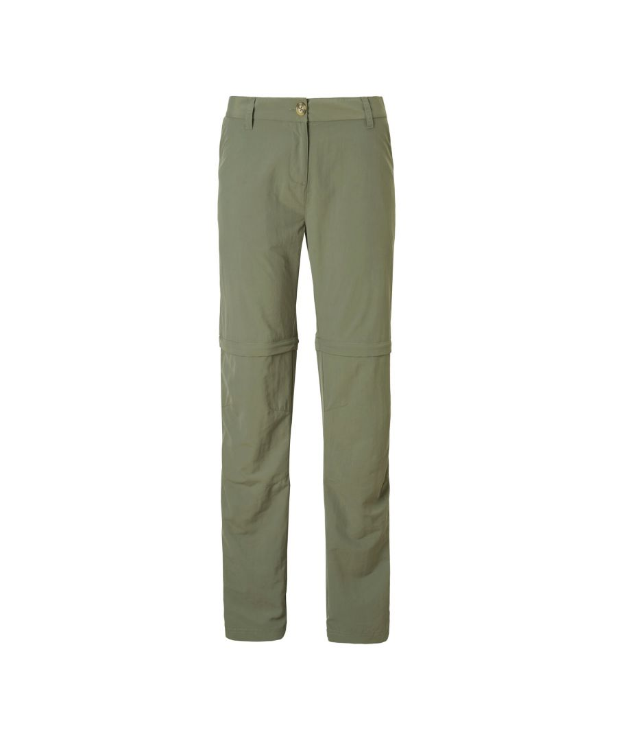 Image for Craghoppers Womens/Ladies NosiLife III Convertible Trousers