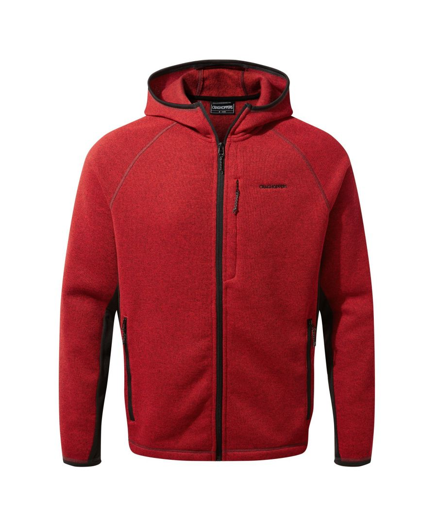 Image for Craghoppers Mens Apollo Fleece Jacket (Sriracha Marl)