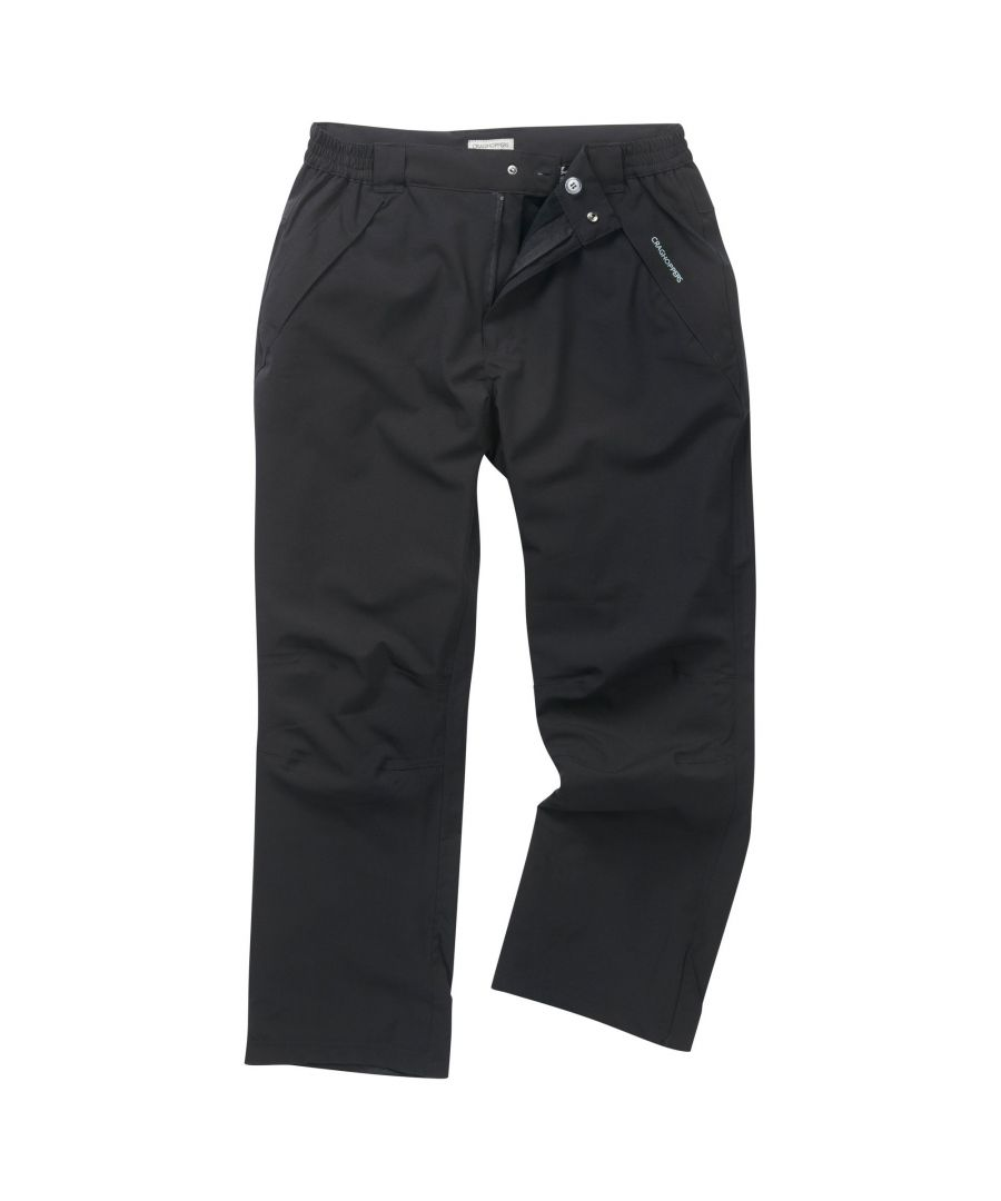 Image for Craghoppers Outdoor Pro Mens Steall Stretch Trousers