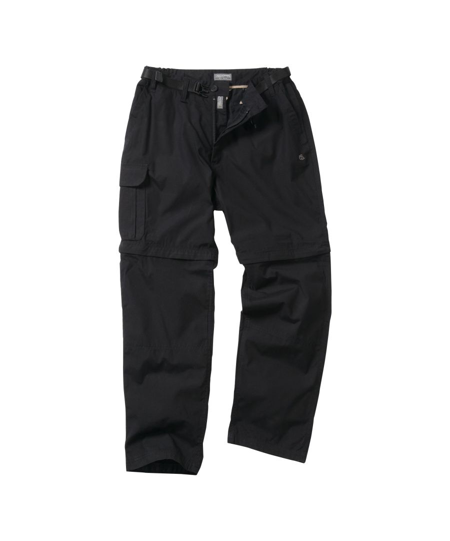 Image for Craghoppers Outdoor Classic Mens Kiwi Convertible Trousers