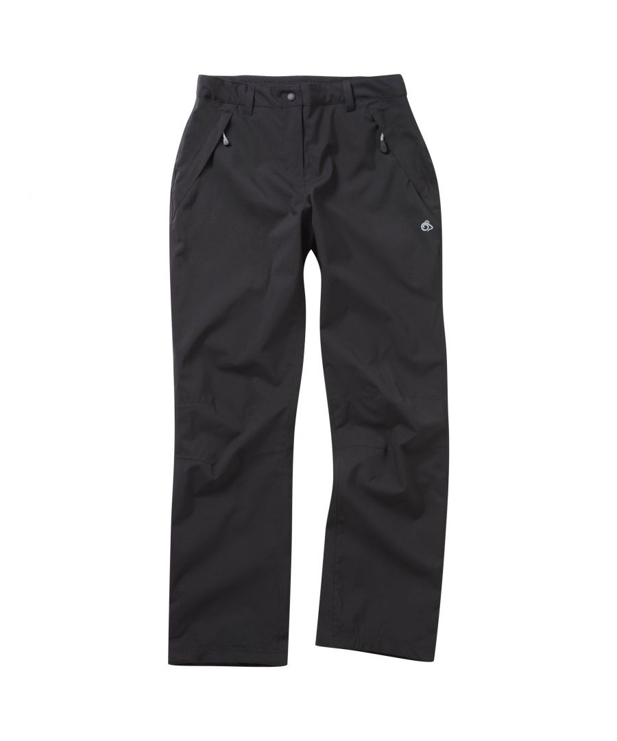 Image for Craghoppers Outdoor Pro Womens/Ladies Airedale Hiking Trousers