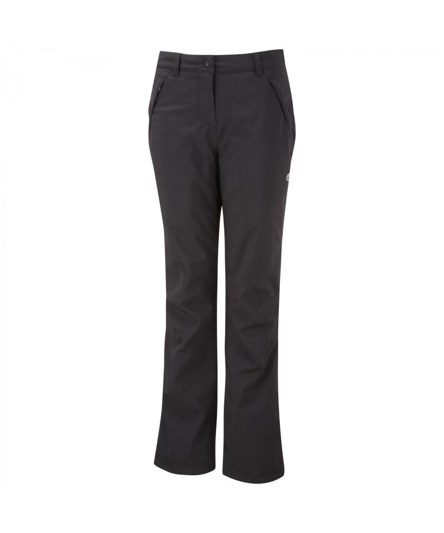 Image for Craghoppers Outdoor Classic Womens/Ladies Aysgarth Waterproof Stretch Trousers
