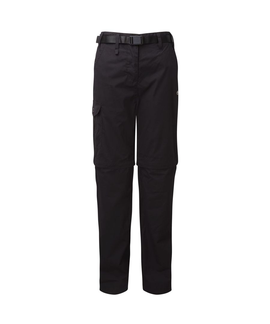 Image for Craghoppers Outdoor Classic Womens/Ladies Kiwi Convertible Trousers