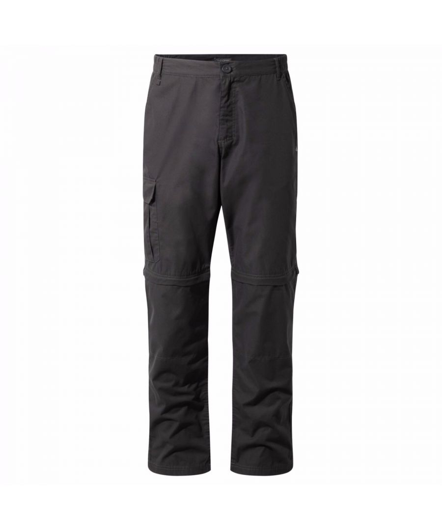 Image for Craghoppers Mens C65 Convertible Action Trousers