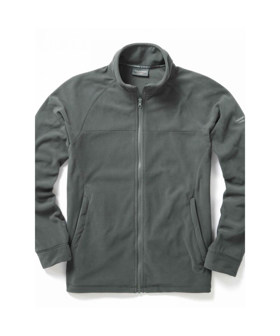 Image for Craghoppers Mens Expert Basecamp Microfleece Full Zip Jacket