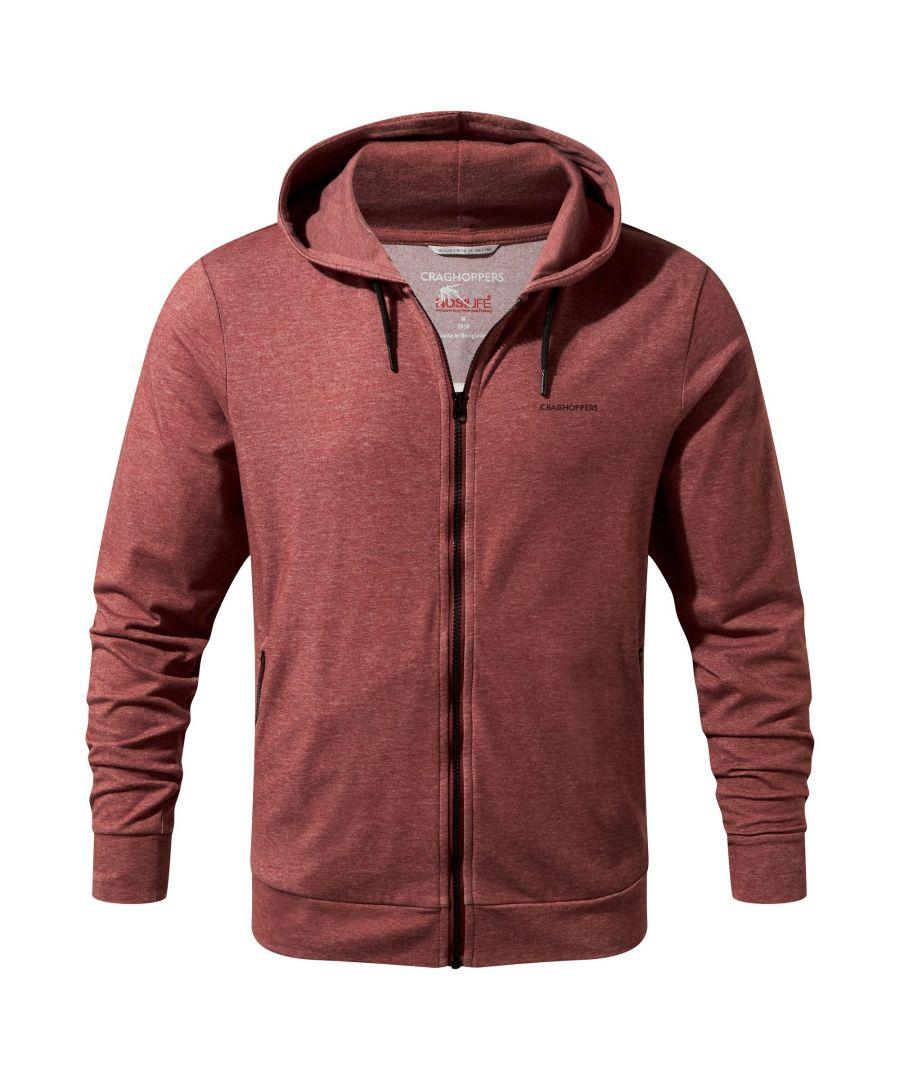 Image for Craghoppers Mens NosiLife Tilpa Hood Jacket
