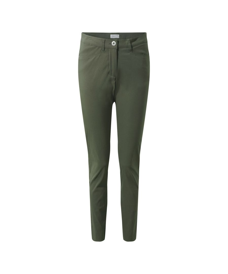 Image for Craghoppers Womens Adventure Trousers