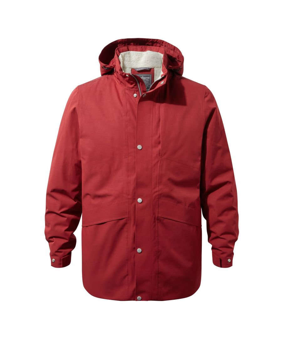 Image for Craghoppers Mens Axel Jacket