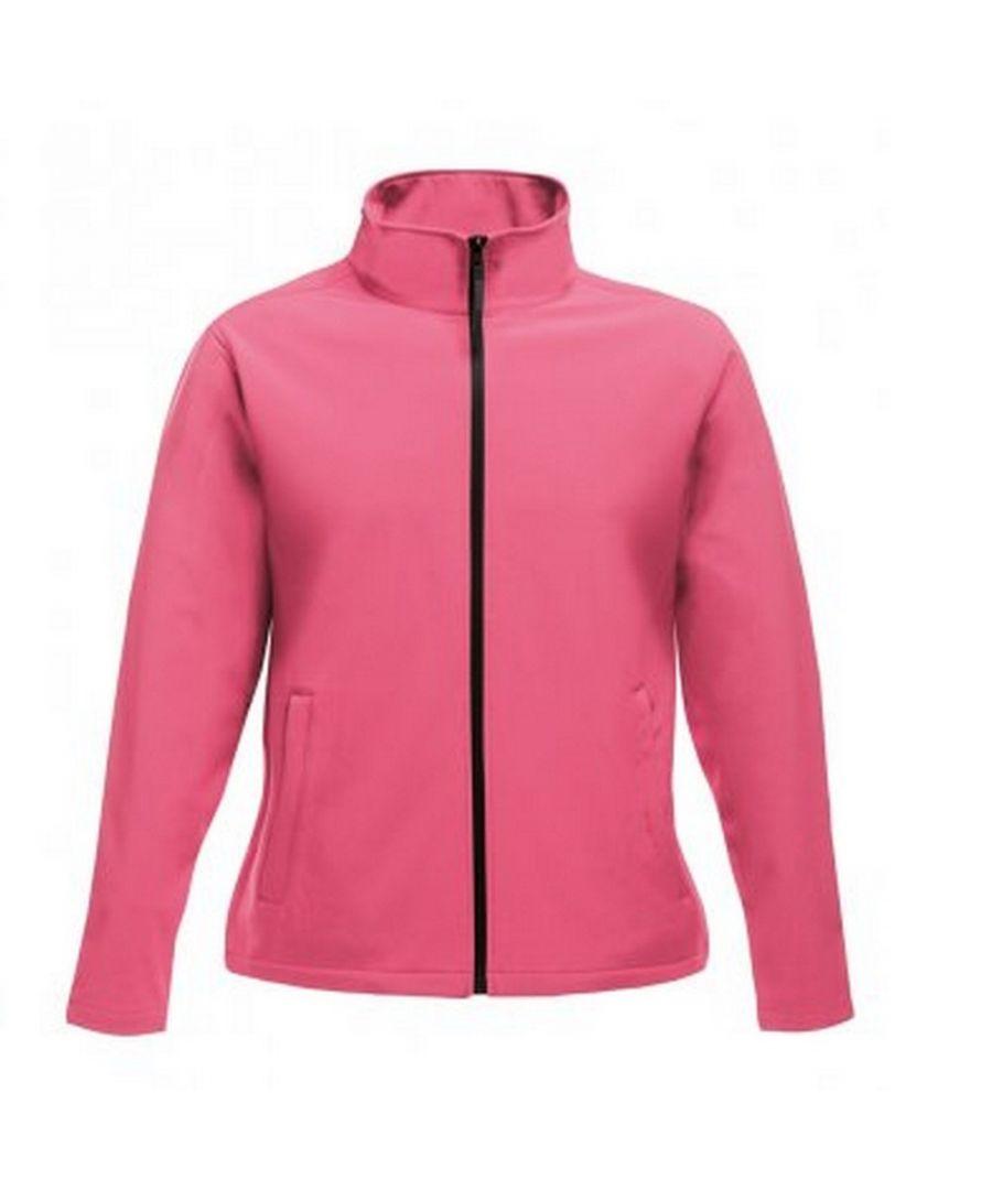 Image for Regatta Standout Womens/Ladies Ablaze Printable Soft Shell Jacket