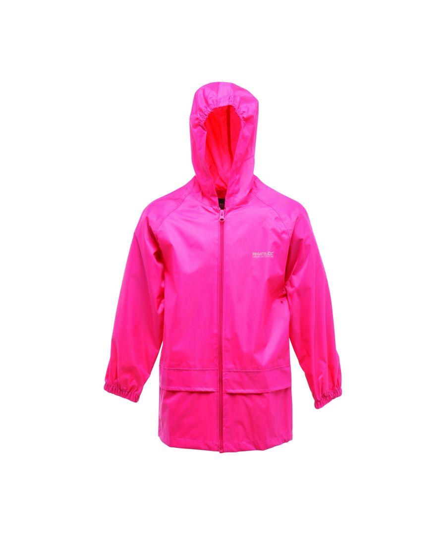 Image for Regatta Great Outdoors Childrens/Kids Stormbreak Waterproof Jacket