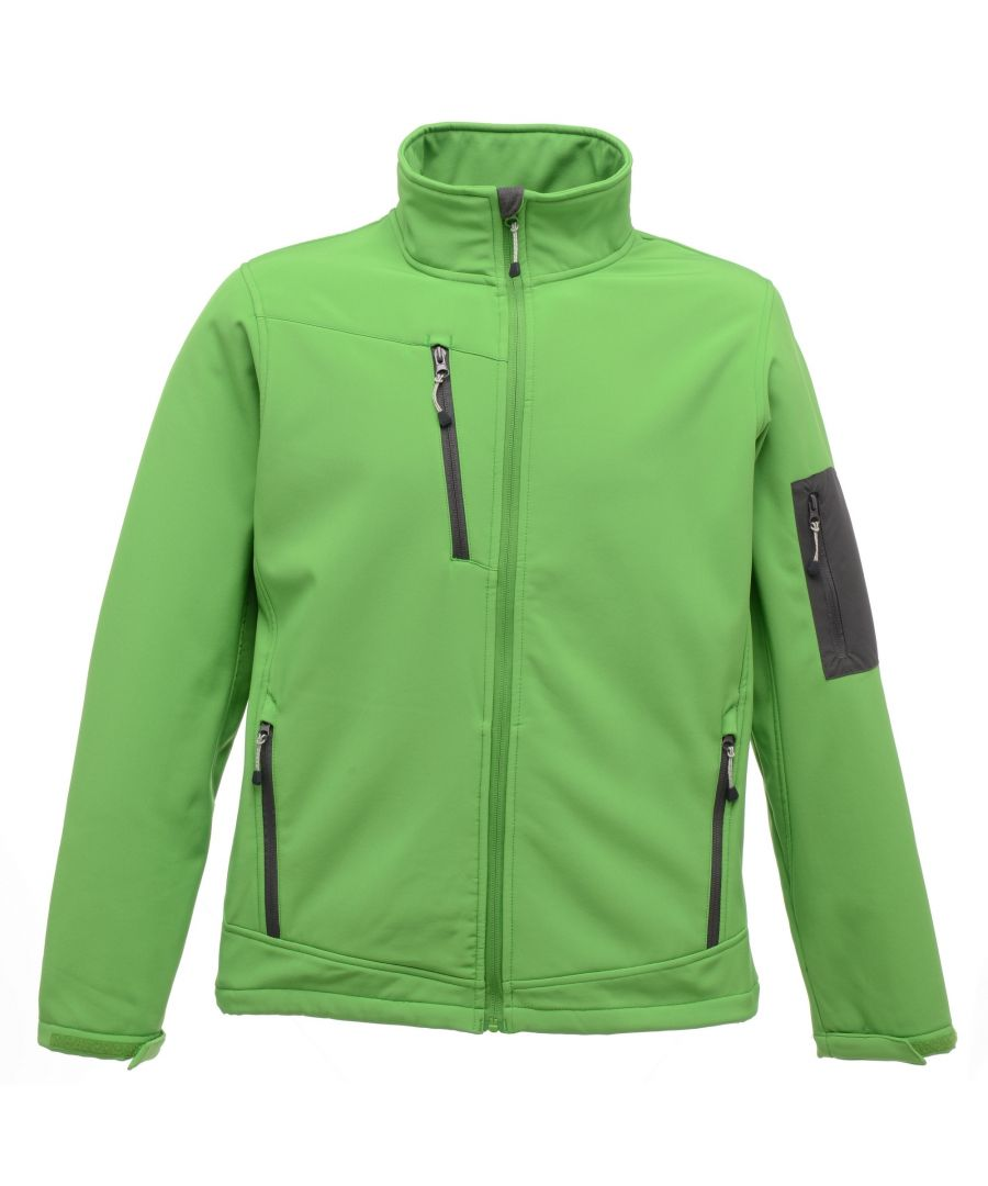 Image for Regatta Standout Mens Arcola 3 Layer Waterproof And Breathable Softshell Jacket