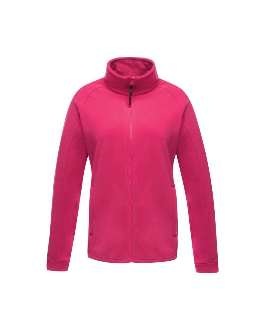 Image for Regatta Ladies/Womens Thor III Fleece Jacket