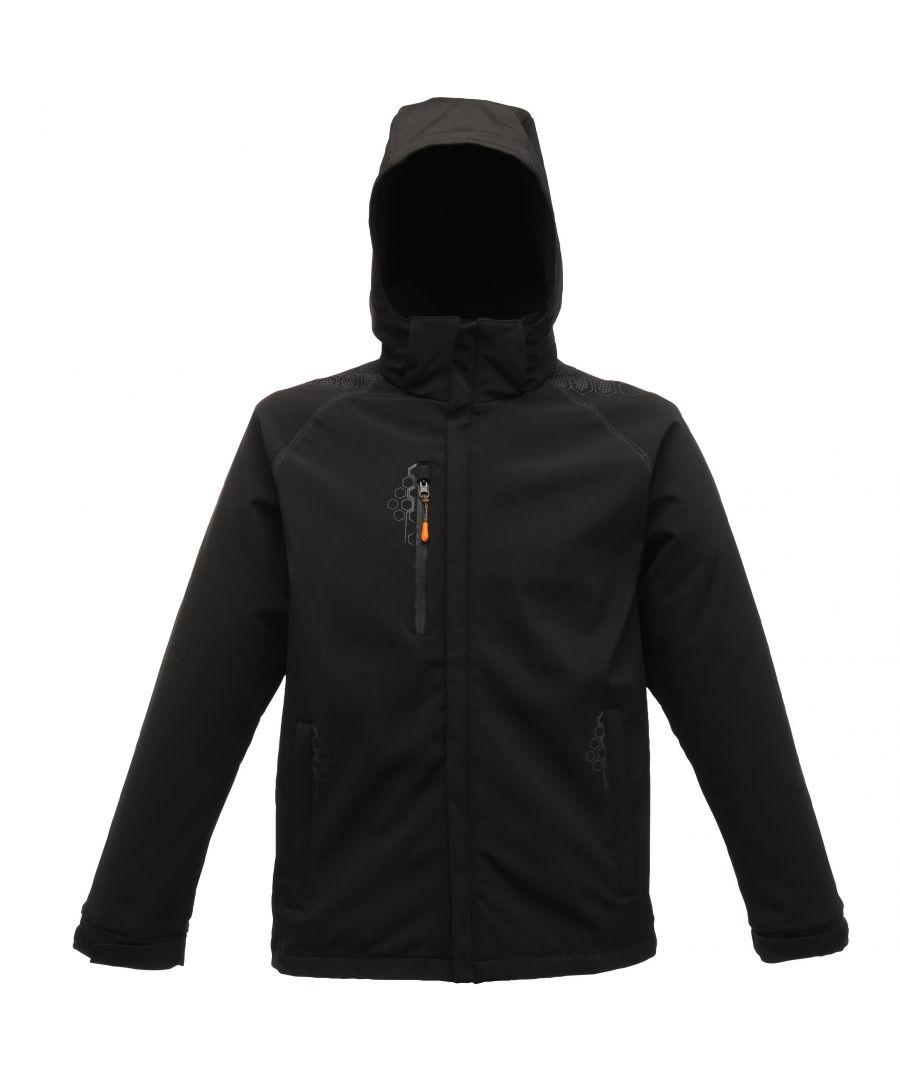 Image for Regatta Mens Repeller X-Pro Softshell Jacket