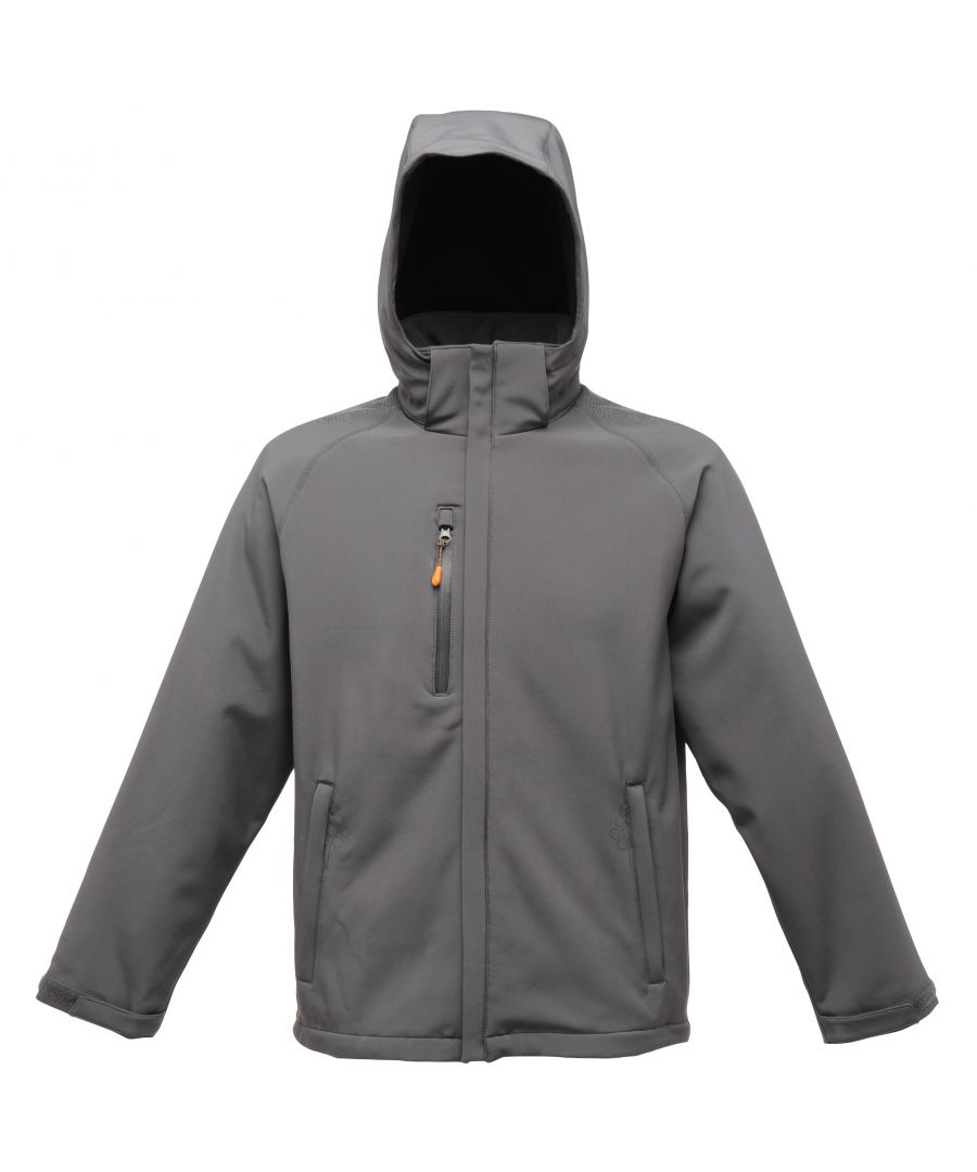 Image for Regatta Mens Repeller X-Pro Softshell Jacket