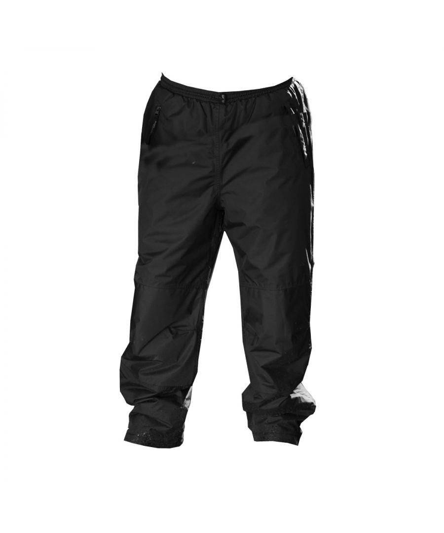 Image for Regatta Mens Wetherby Rain Padded Over Trouser (31inch Leg Length)