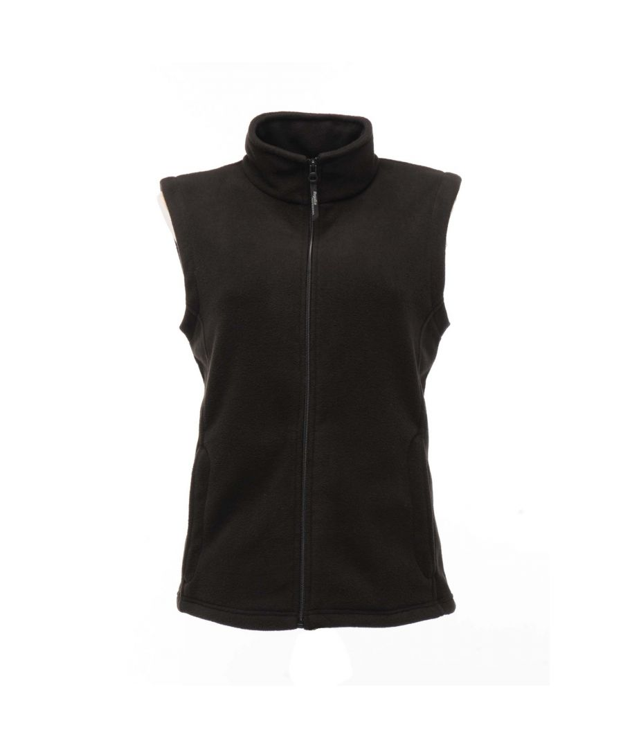 Image for Regatta Womens/Ladies Micro Fleece Bodywarmer / Gilet