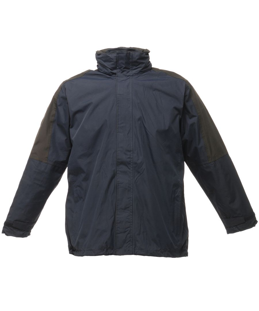 Image for Regatta Mens Defender III 3-in-1 Waterproof Windproof Jacket / Performance Jacket