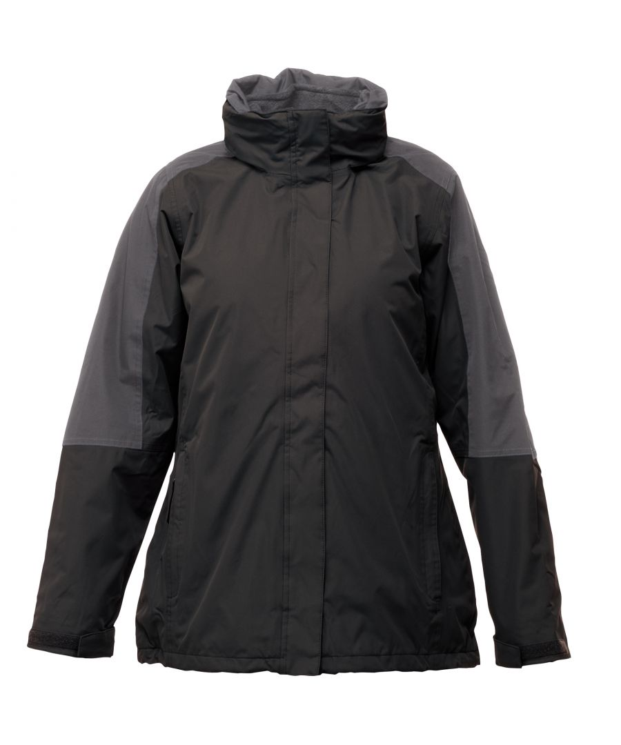 Image for Regatta Womens/Ladies Defender III 3-In-1 Jacket  (Waterproof & Windproof)