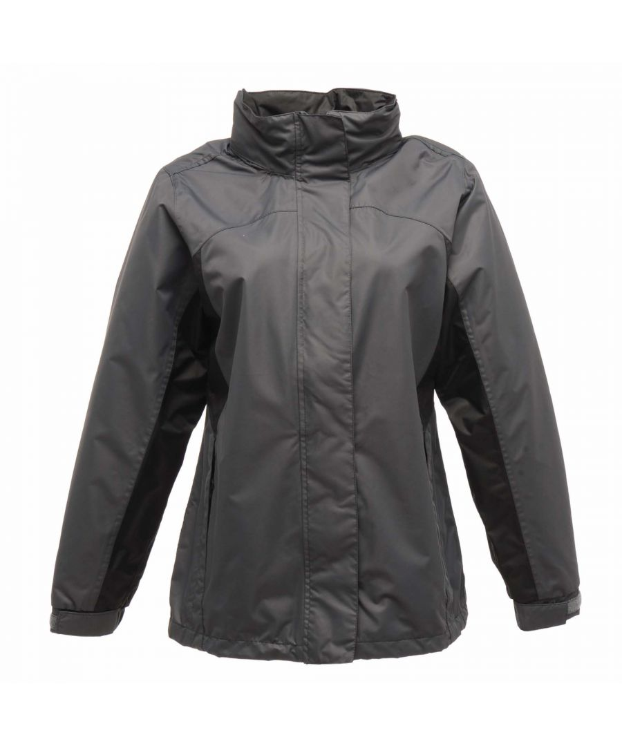 Image for Regatta Womens/Ladies Ashford Jacket (Waterproof, Windproof And Breathable)