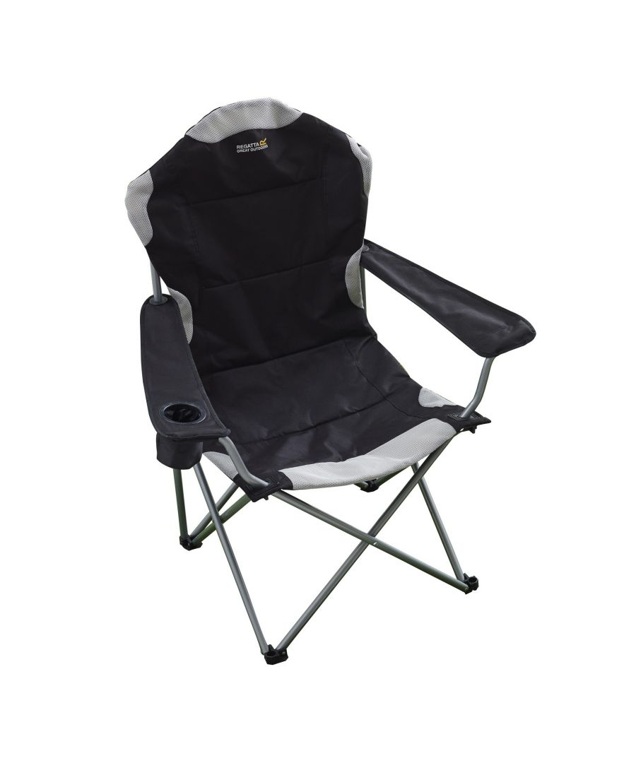 Image for Regatta Great Outdoors Kruza Camping Chair