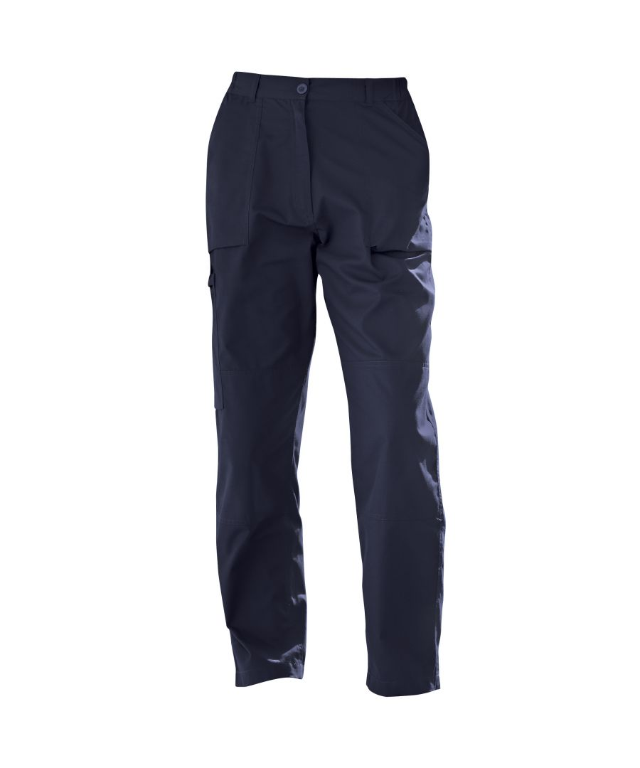 Image for Regatta Womens/Ladies New Action Water Repellent Trousers