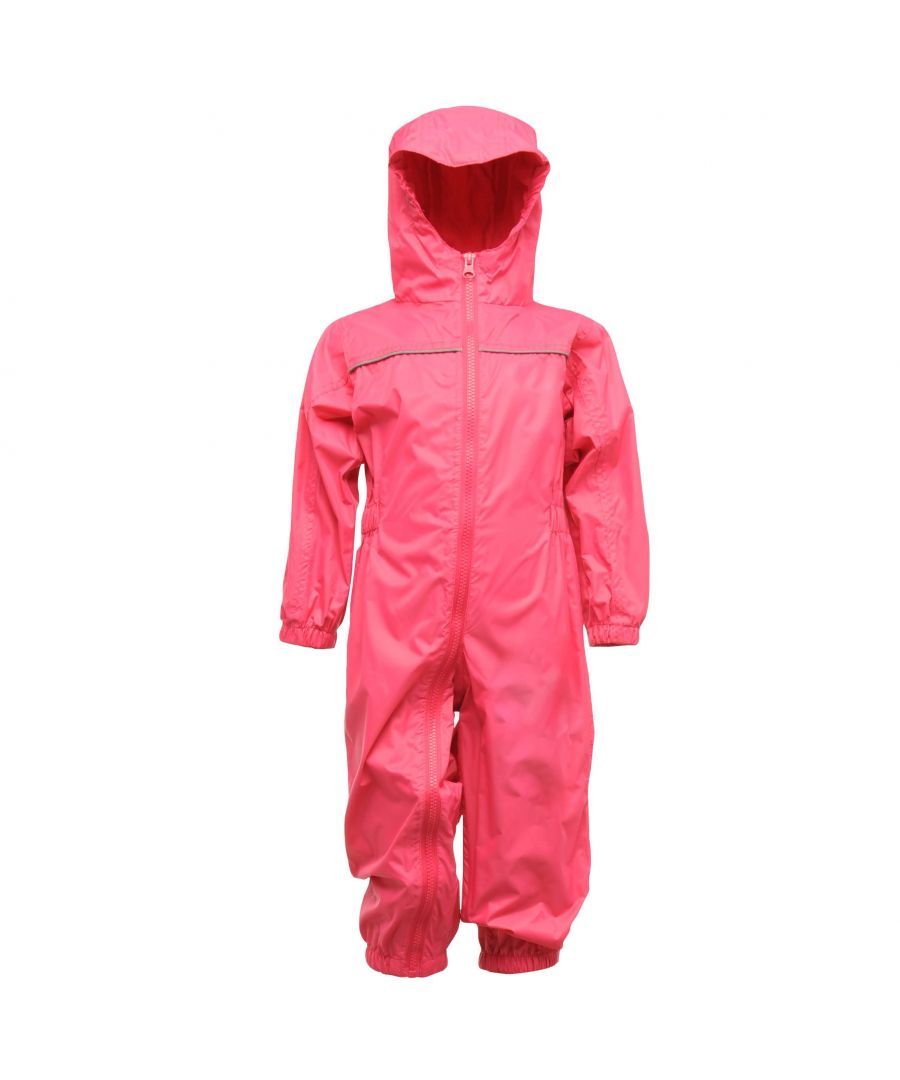 Image for Regatta Professional Baby/Kids Paddle All In One Rain Suit (Jem)