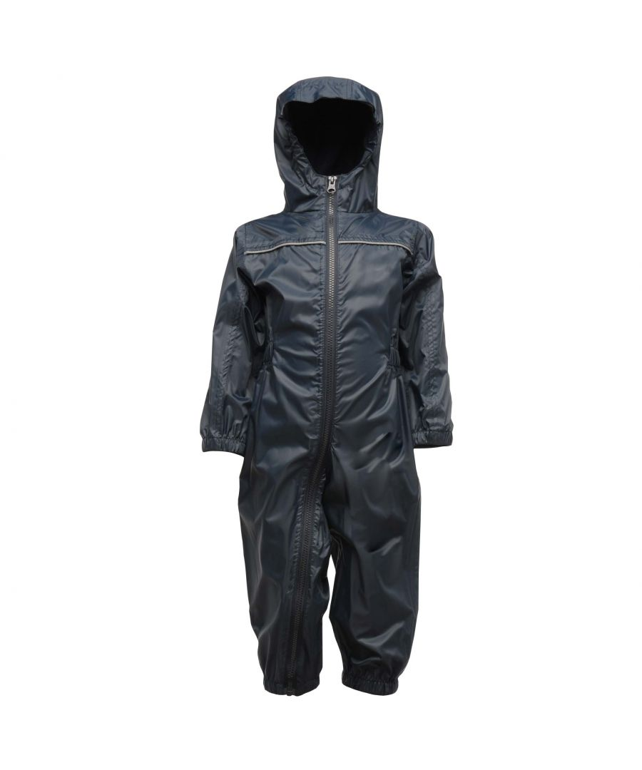 Image for Regatta Professional Baby/Kids Paddle All In One Rain Suit