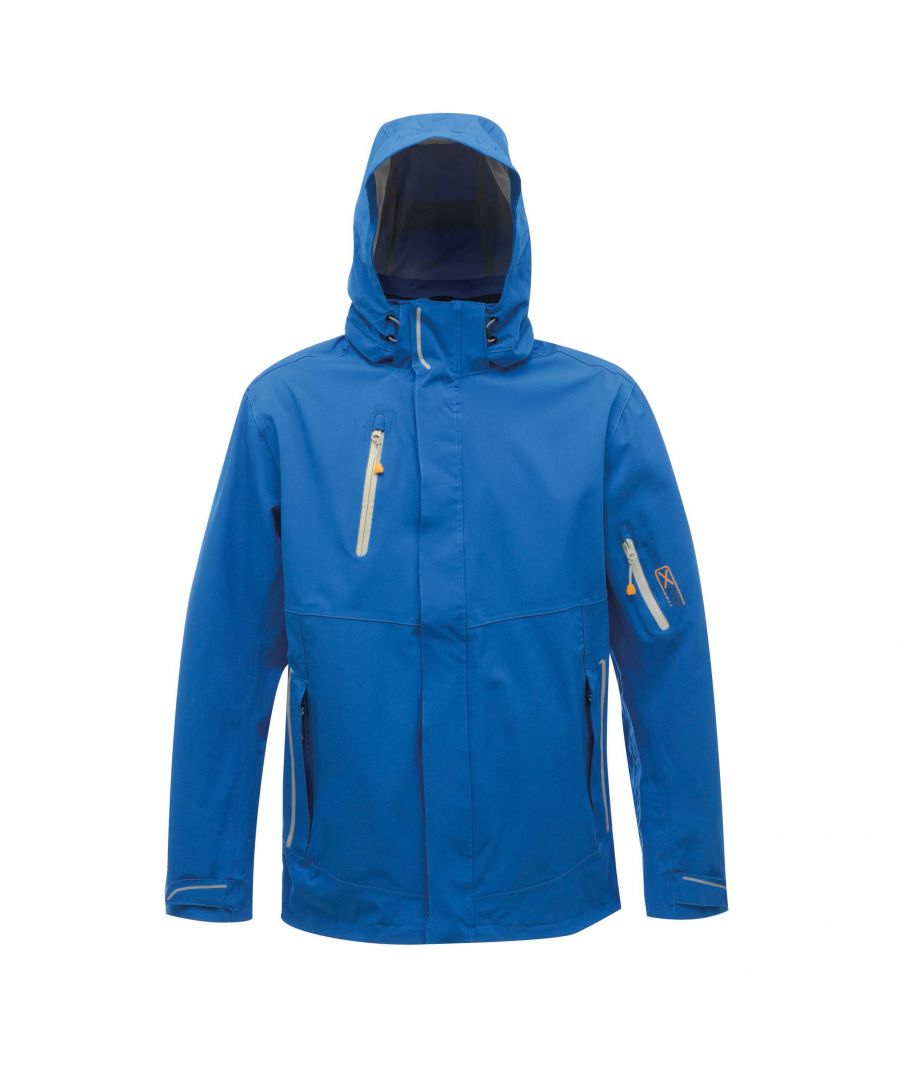 Image for Regatta Mens X-Pro Exosphere Waterproof Stretch Jacket