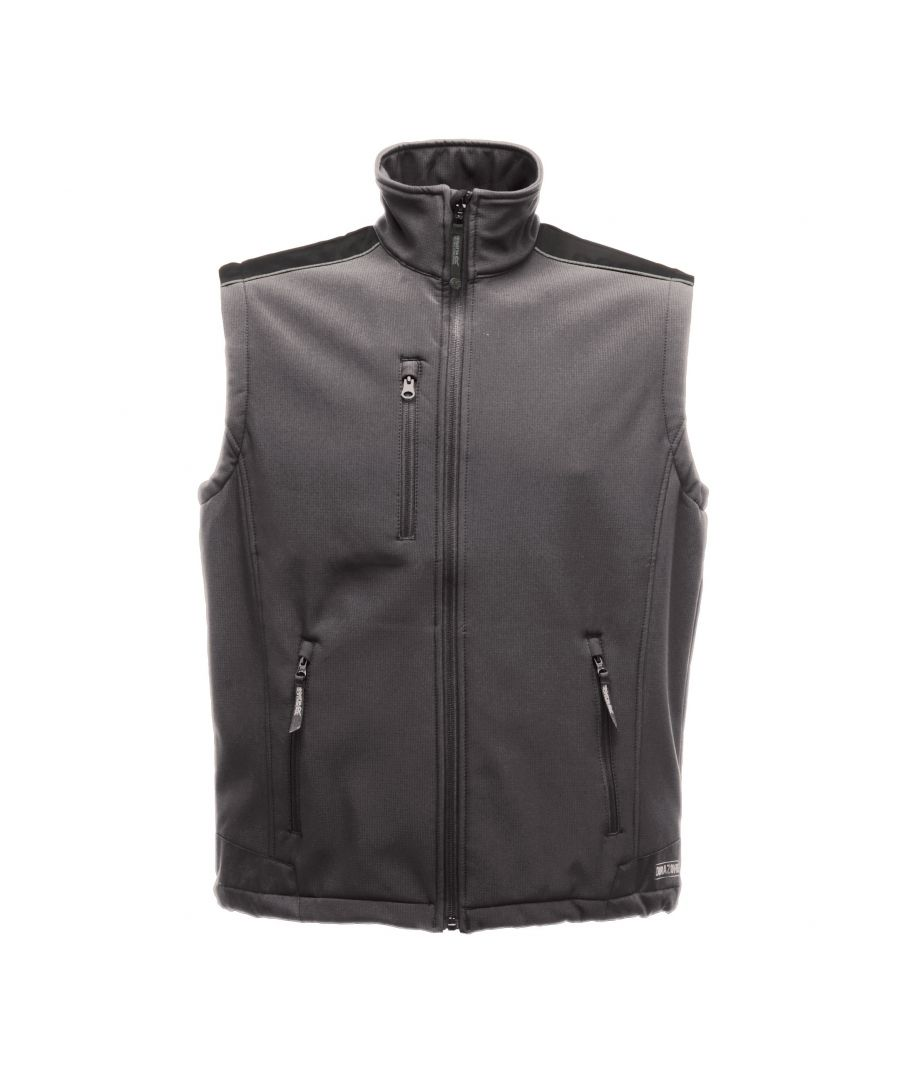 Image for Regatta Great Outdoors Mens Sandstorm Sleeveless Zip Up Bodywarmer