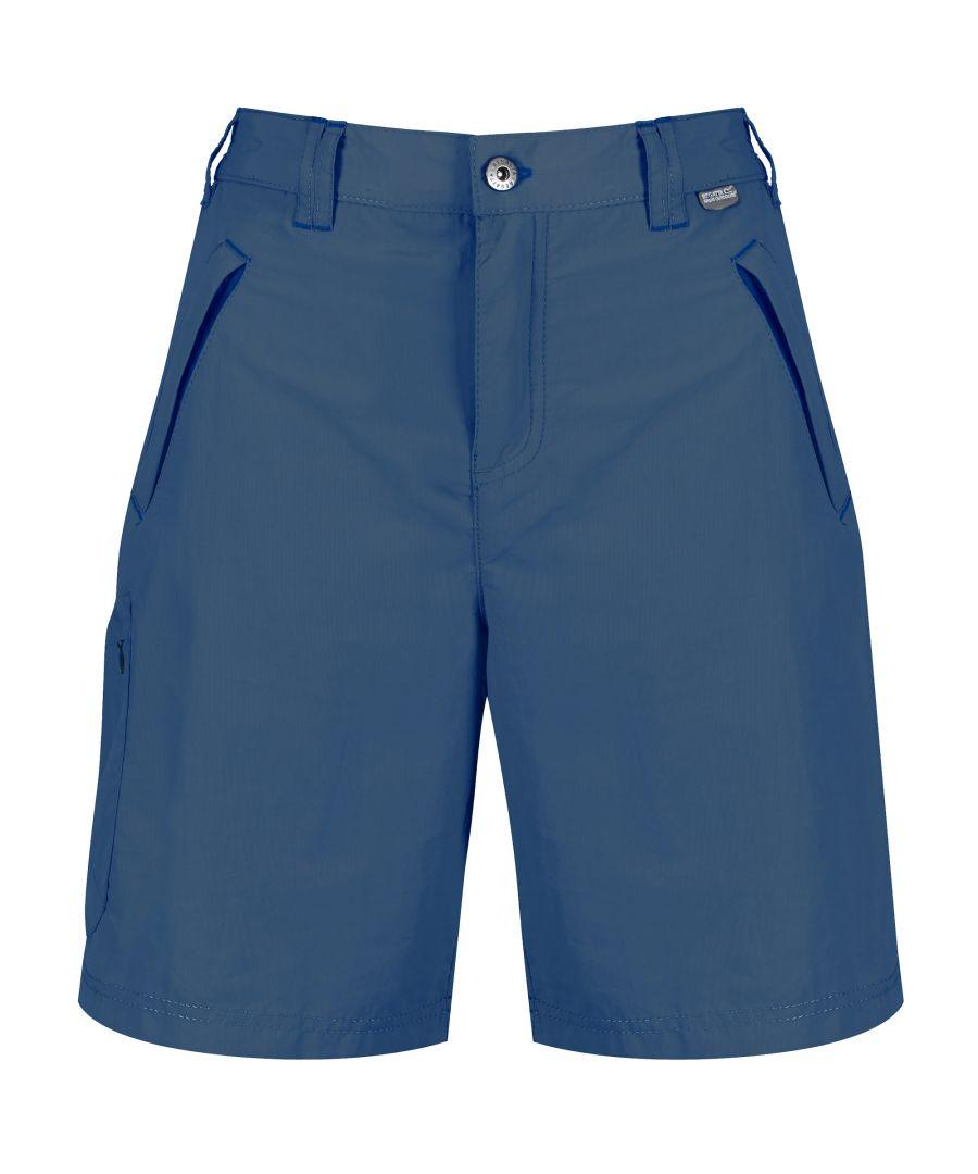 Image for Regatta Great Outdoors Womens/Ladies Chaska Summer Shorts