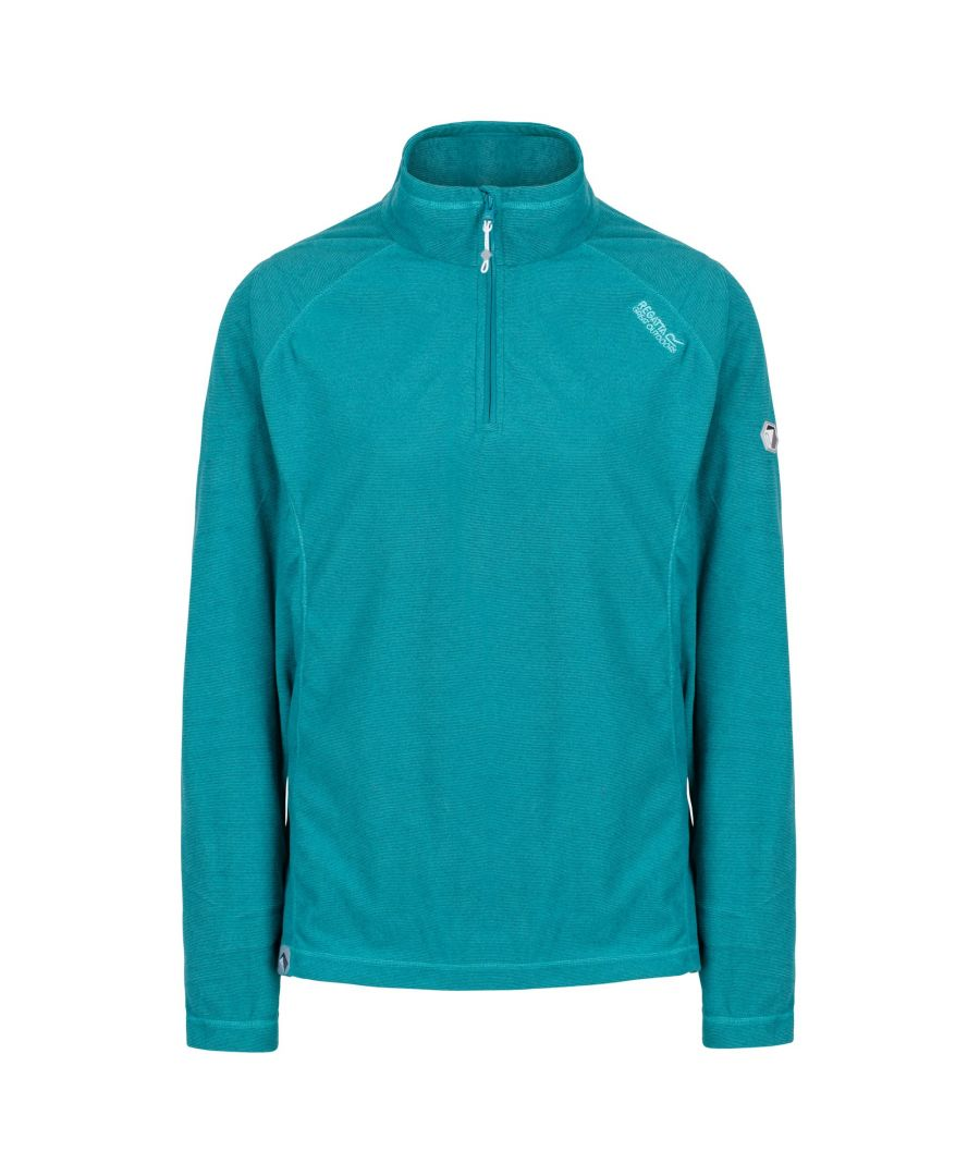 Image for Regatta Great Outdoors Womens/Ladies Montes Half Zip Fleece Top